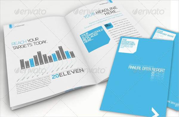 Professional Technology Brochure Template