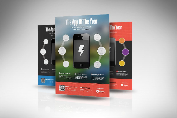 Perfect Mobile App Flyers