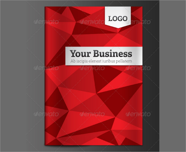 Ready for Print Professional Business Brochure