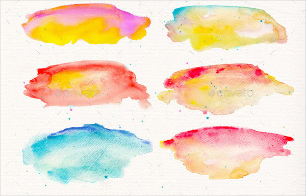 28 Watercolor Paper Texture Pack