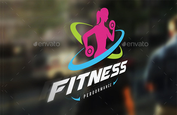 Best Fitness Logo Template