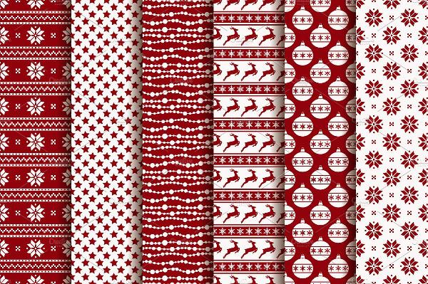 Amazing Christmas Pattern
