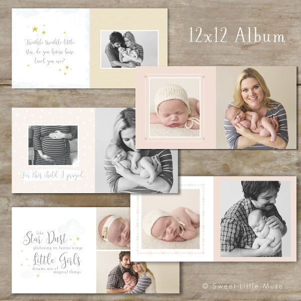 Gorgeous Photo Book Template