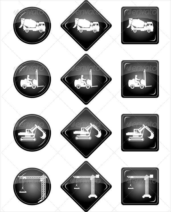 Builder Vehicle Icons