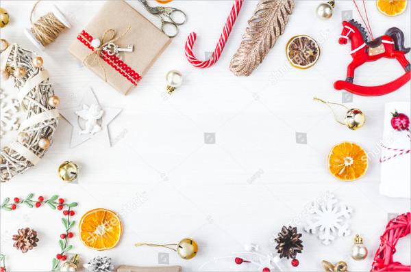 Christmas Gifts Mockup