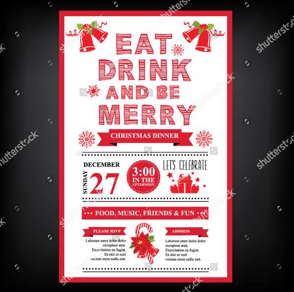 Christmas Restaurant & Party Menu