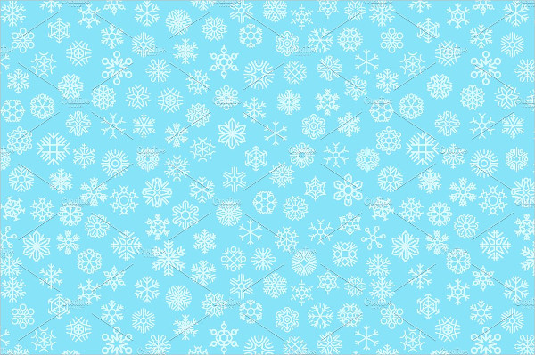 Delightful Christmas & Snowflakes Patterns