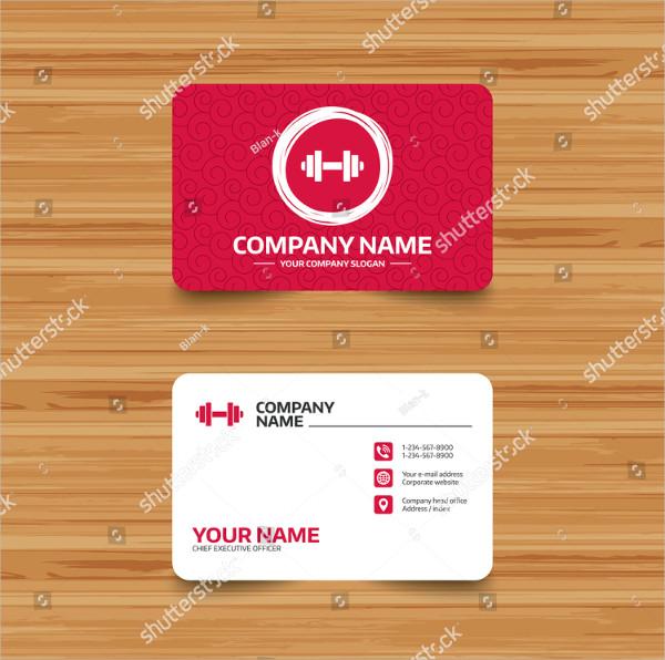 23 sports business card templates free premium download sports coaching business card template colourmoves