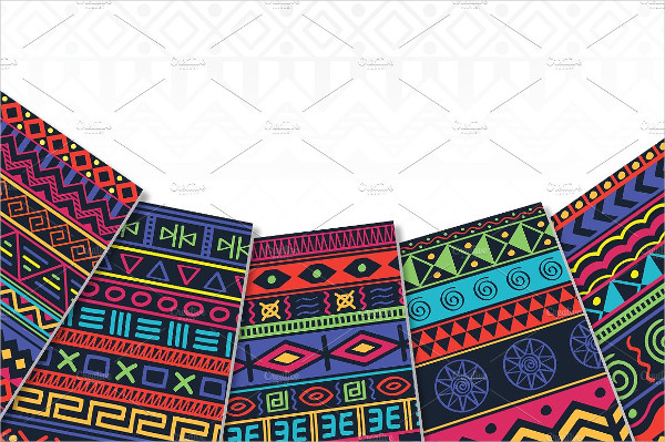 Tribal Art Patterns Collection