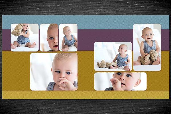 Colorful Photobook Templates Bundle