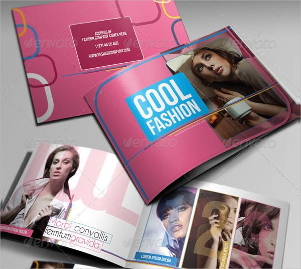 cool fashion brochure template - Fashion Brochure Template
