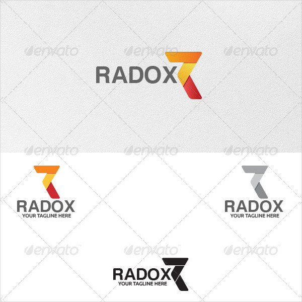 Creative Letter R Logo Template