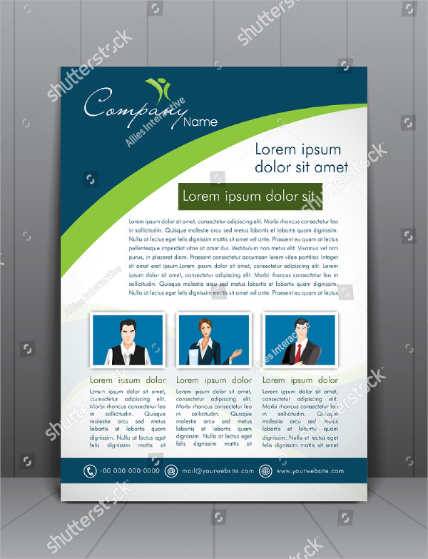 Corporate Professional Flyer Template
