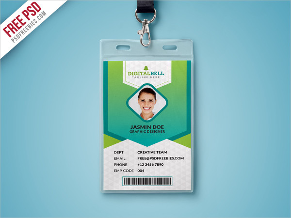 29 customizable id card templates free premium download
