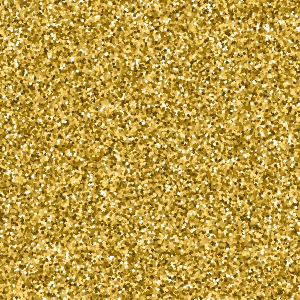Golden Glitter Texture Free Vector