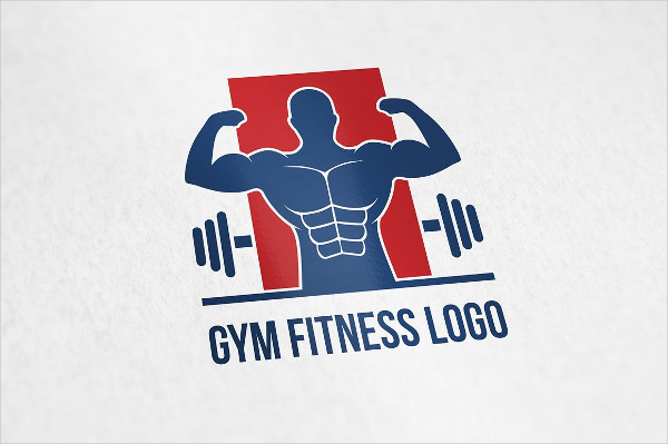 Popular Gym & Fitness Logo