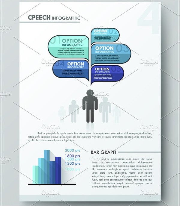Modern Infographic Brochure Template