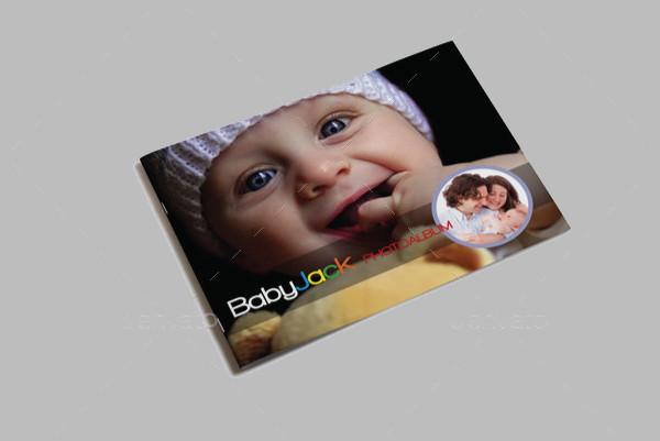 Best Baby Photo Album Print Template