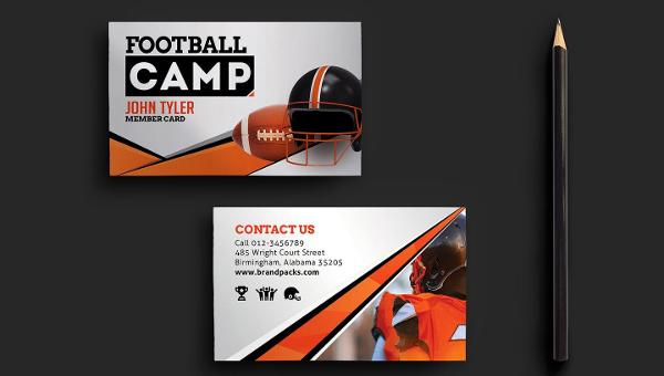23 sports business card templates free premium download sport business card colourmoves