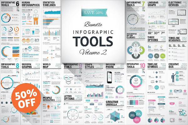 Infographic Mega Bundle Templates