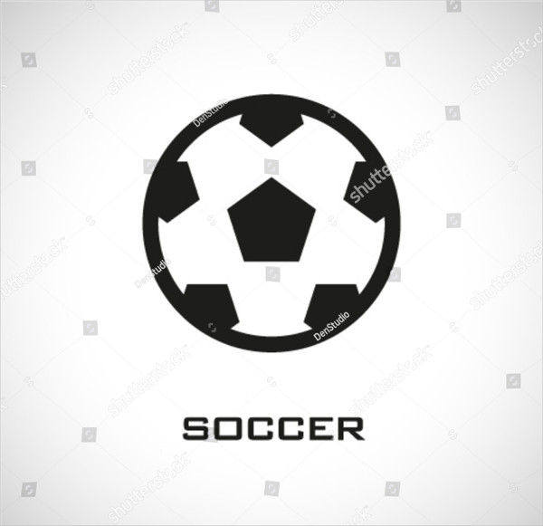 Clean Soccer Icon