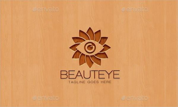 Beauty Eye Logo Company Template
