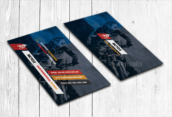 Best Sports Business Card Templates