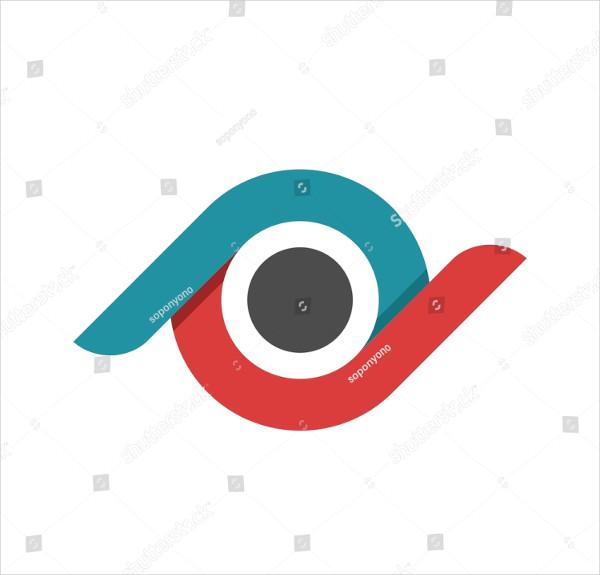 Classic Eye Logo Template