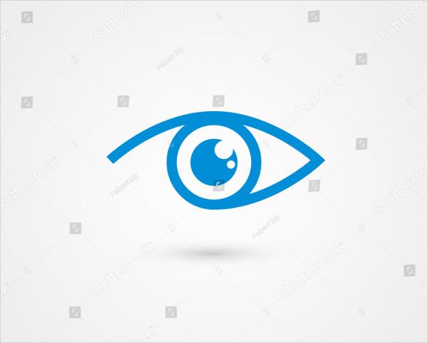 Eye Logo Vector Template