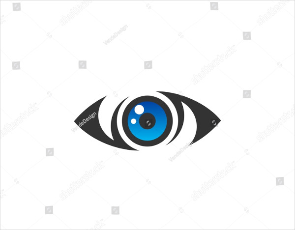 Creative Eye Logo Design Template