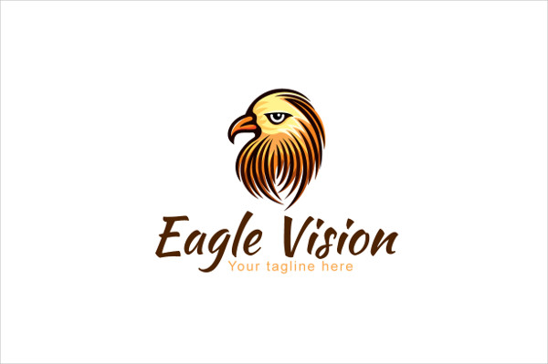 Eagle Vision Logo Design