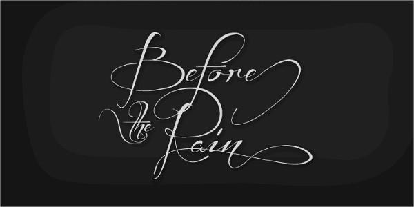 Long Thin Fonts Free Download