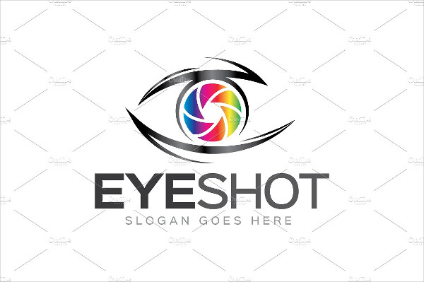 Eye Shot Logo Design