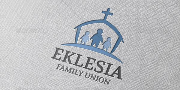 Family Church Logo Template