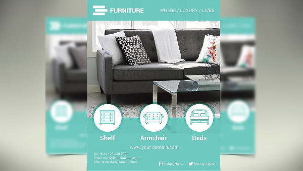 21+ Furniture Flyers