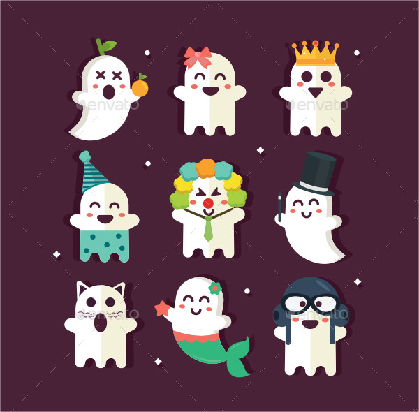 Ghost Party Icon