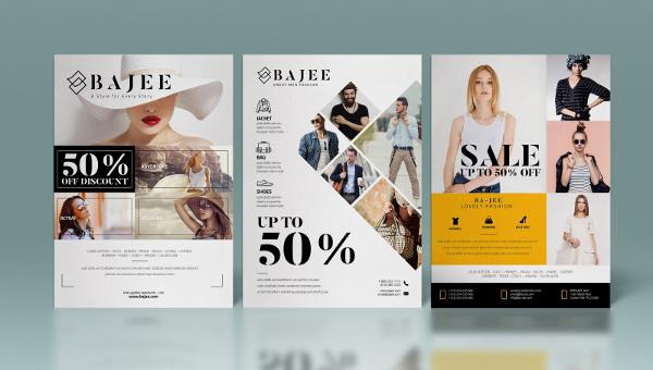 27 marketing flyer templates free premium download