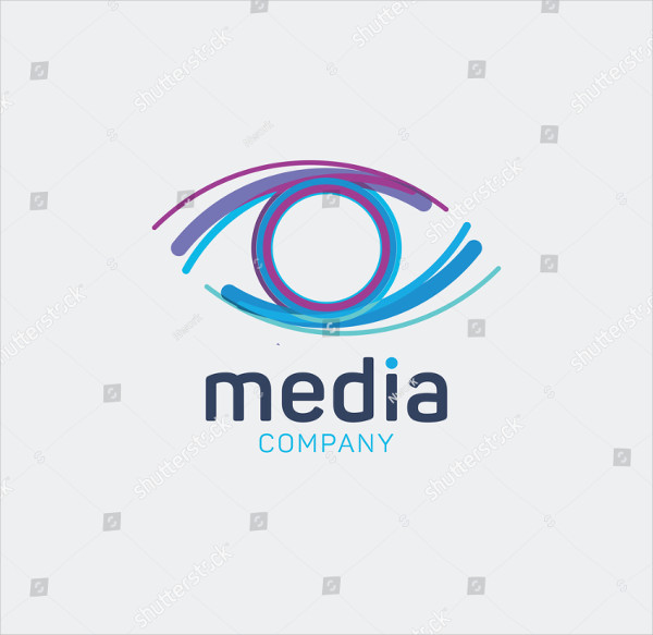 Multimedia Business Logo Template