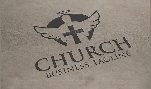 Church of God Logo Template