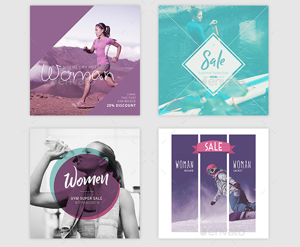 40 Instagram Sports Banner Templates