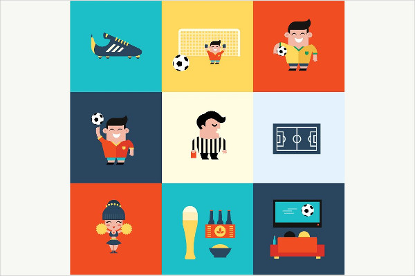 Perfect Soccer & Football Icons