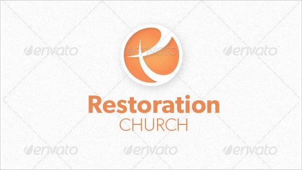 Contemporary Church Logo Design