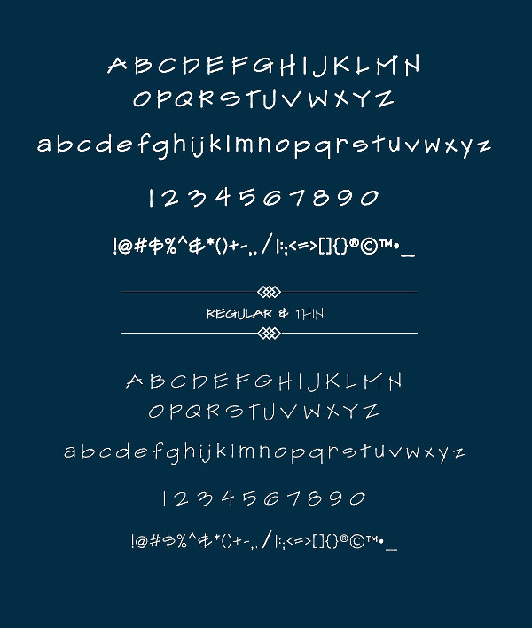 Schematic Comic Font