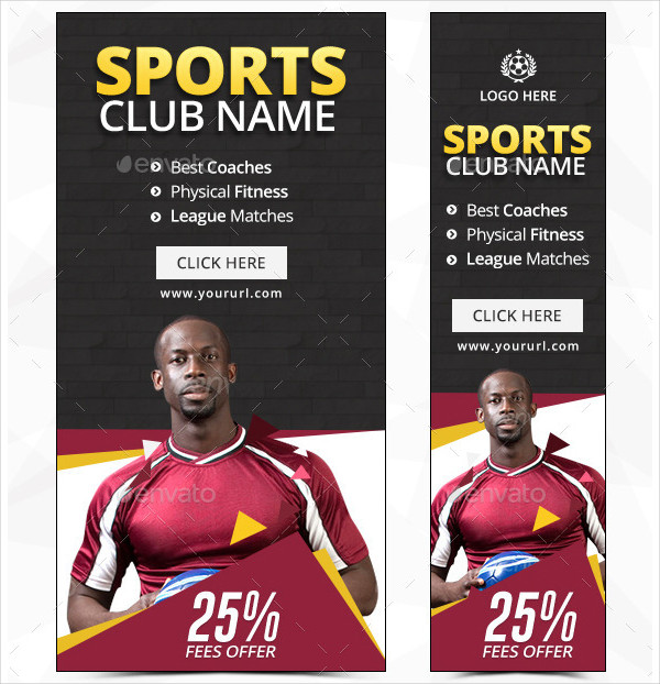 Best Sports Banner Templates