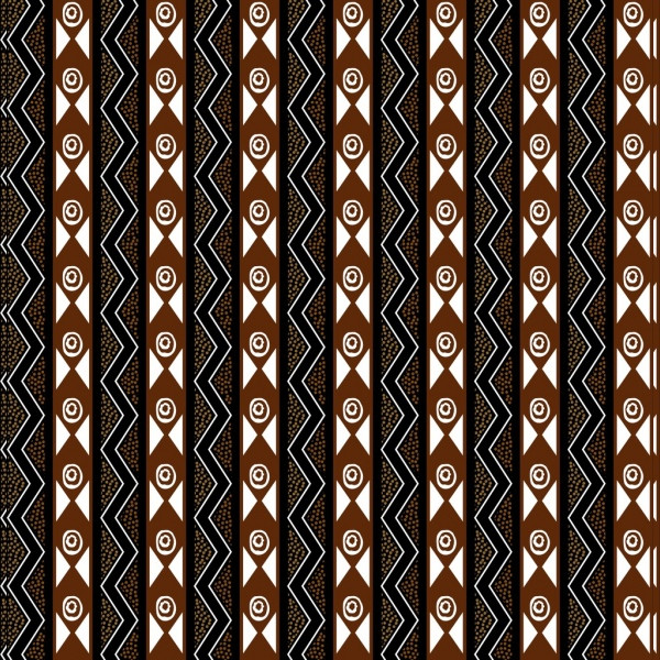 Vintage Tribal Pattern Design Free
