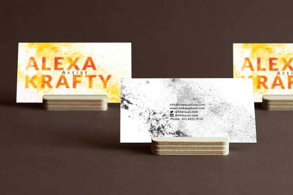 Best Business Cards for Artists