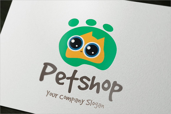 Best Pet Shop Logo Template