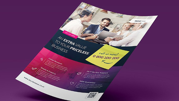 31+ Business Consulting Flyers