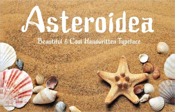 Beautiful & Cool Handwritten Font
