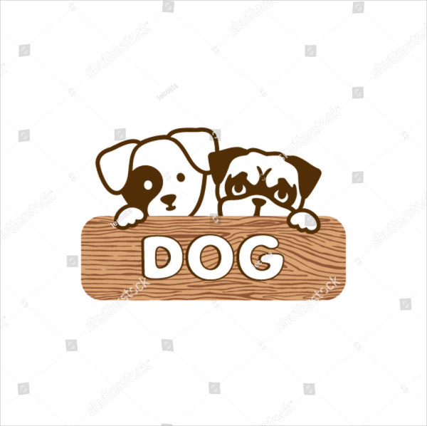 Dog Center Logo Design